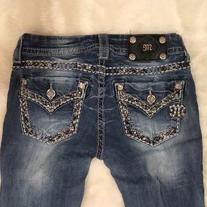 Miss Me Je804sr Skinny Jeans